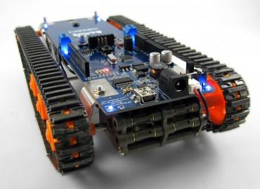 Robo feito com arduino